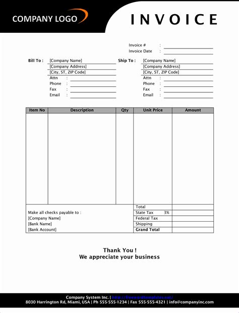 5 Monthly Invoice Template Excel Exceltemplates Exceltemplates Weekly Invoice Template Excel