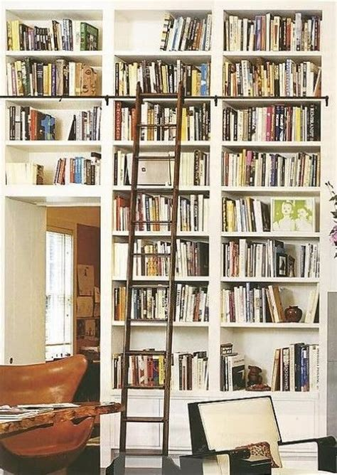 floor to ceiling bookshelves by ruby for in the dream