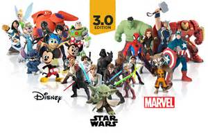 List Of Disney Infinity Characters Disney Infinity 3 0 Complete List Of Characters And Playsets