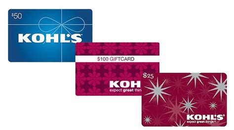 free kohl s gift cards stack with coupon codes - Check Kohl S Gift Card