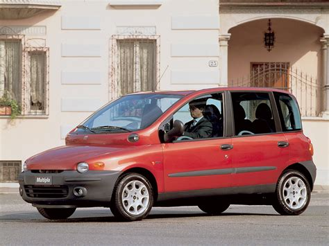 fiat multipla top ugliest cars