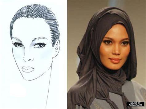 tutorial jilbab lilit tips hijab all about hijab