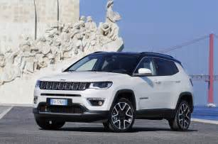 Jeep Compass Review Jeep Compass 2017 Review A Rugged Alternative To The