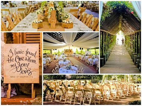 The Glens Tagaytay   Wedding Venues Setup   Pinterest