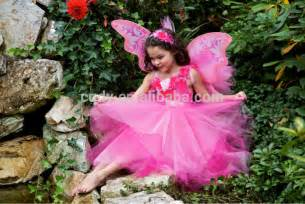 2015 new arrival sweet children fairy dress with wings party wear western dress view