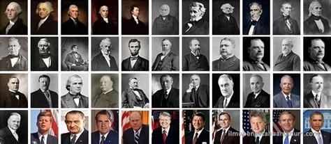 Sejarah Gelap Presiden Amerika Serikat daftar presiden amerika serikat