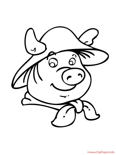 free coloring pages of om peppa pig