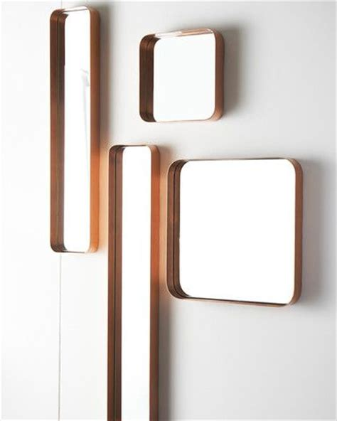 rounded corner bathroom mirror square mirrors mirror and squares on