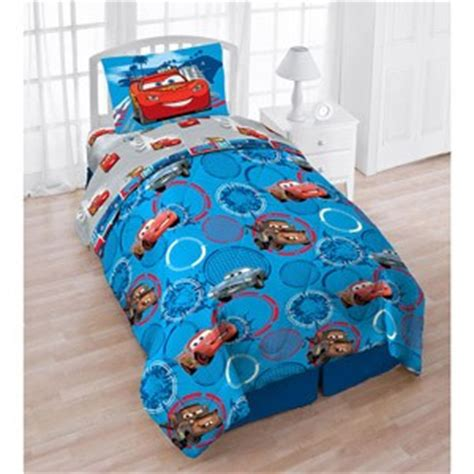 Lightning Mcqueen Bedding Set Disney Cars 4pc Bedding Set Comforter Sheet Set Single Lightning Mcqueen Ebay
