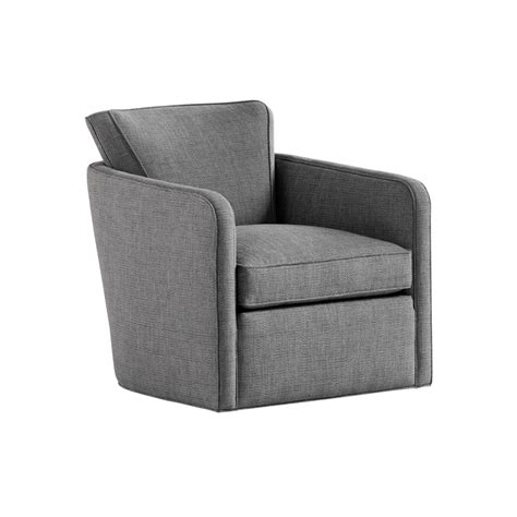 Charles Upholstery by Charles 216 S Weber Swivel Chair Discount