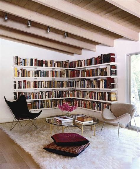 at home library librer 237 as en casa libraries at homedecoraddiction