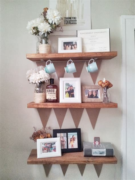 Hanging A Shelf Without Studs furniture astonishing living room decoration with solid