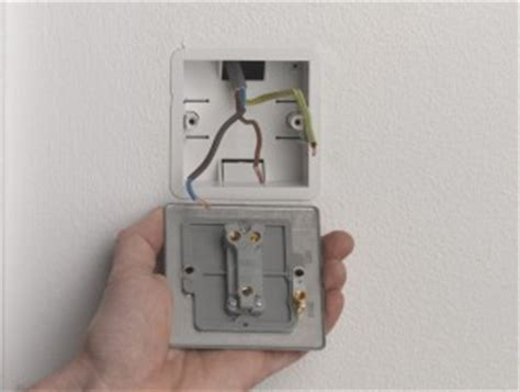 changing a light switch