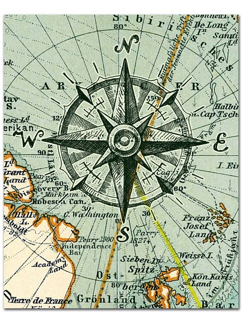 nautical map tattoo nautical map compass print compass on map poster nautical