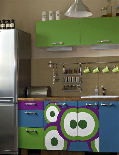 küche folieren vorher nachher dunkles wohnzimmer
