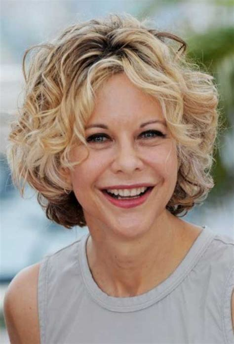 frizzy hair over 40 short curly hairstyles for women over 40 alslesslethal