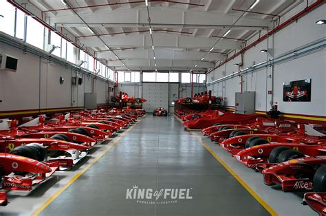 ferrari f1 factory ferrari corse f1 clienti king of fuel
