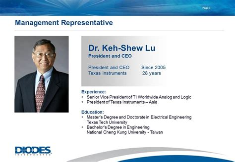 diodes incorporated ceo diodes inc form 8 k ex 99 ex 99 2 september 10 2014