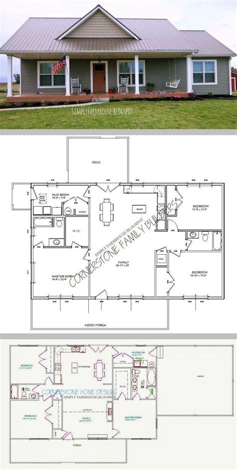 simply farmhouse 1500sf 3 bdrm 2 baths open living