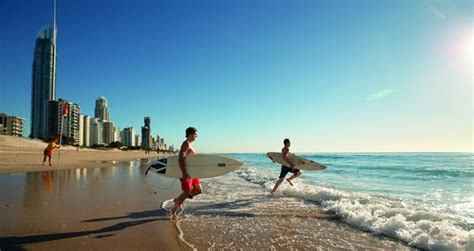 Surfing Gold Coast by Surfers At Surfers Paradise Gold Coast Edited Hotel
