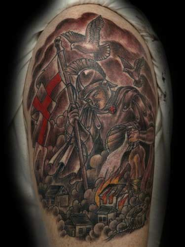 st florian tattoo st florian by anthony lawton tattoonow