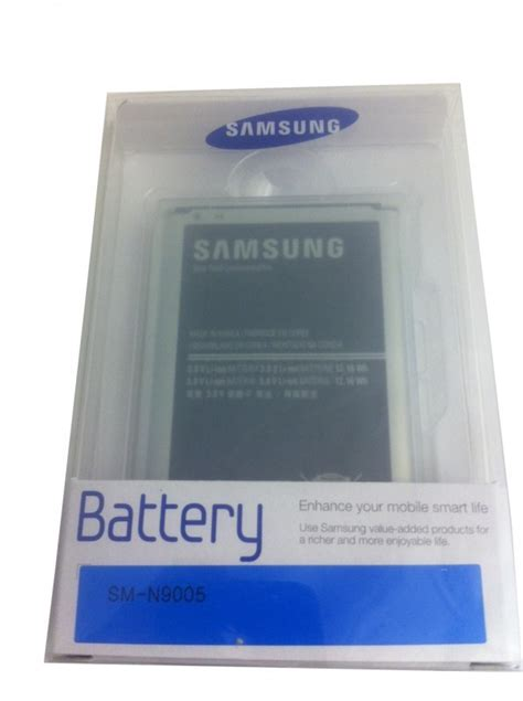 Batery Samsung Note 3 Original battery for samsung galaxy note 3 i9005 eb 800bebecww original battery boxed spare parts
