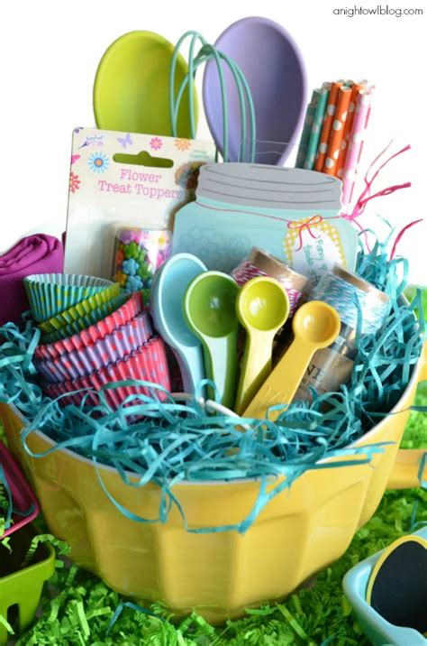 easter basket ideas 25 themed easter baskets