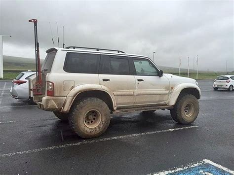 nissan safari lifted oltre 1000 immagini su nissan patrol patrol gr y60 e y61