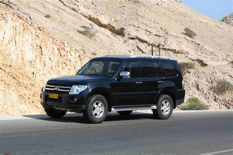 mitsubishi india mitsubishi pajero montero in india 6 months review team bhp