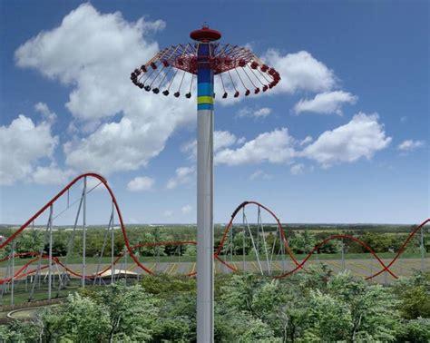 theme park north carolina carowinds northcarolina us amusementpark