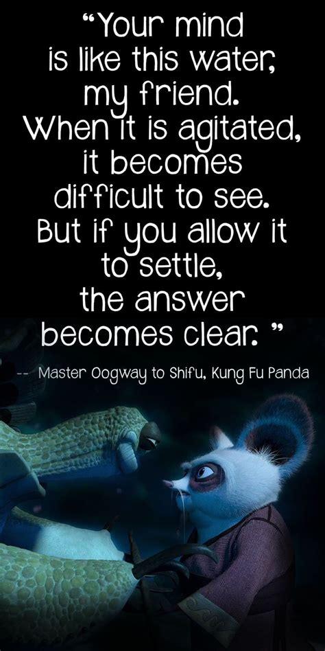 kung fu panda quotes master oogway quotes quotesgram
