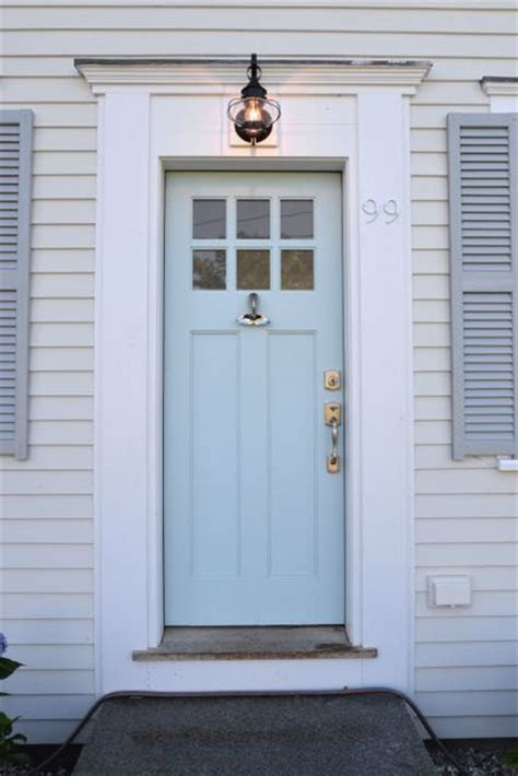 Cape Cod Front Doors Pewter Cape Cod And Gray On