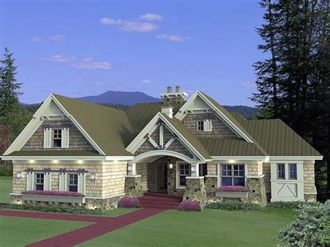 best 25 craftsman house plans ideas on