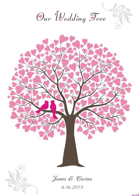Pink Bird Wedding Angpao wedding birds shaped pink wedding fingerprint tree 30 40 cm on aliexpress