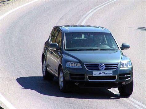 Volkswagen V10 Tdi by Volkswagen Touareg V10 Tdi Autocity