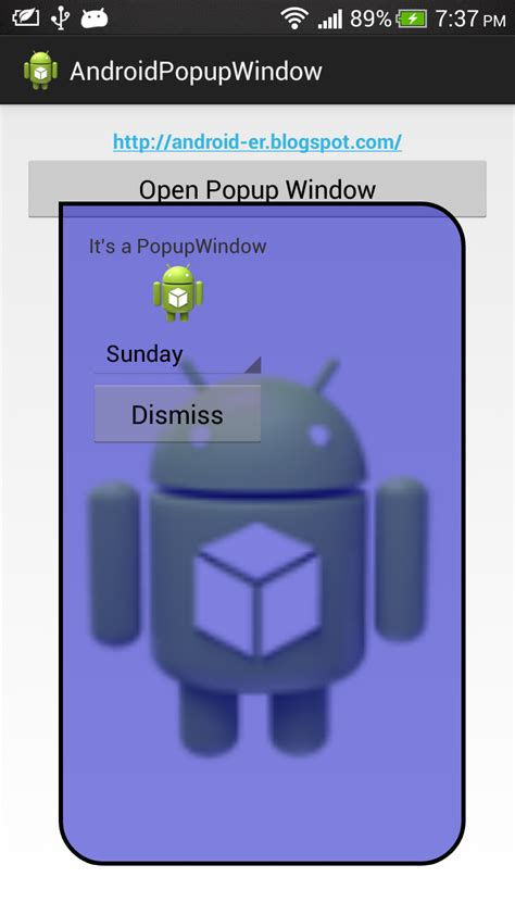 custom quot interactive wallpaper quot the android development android er interactive resizable popupwindow