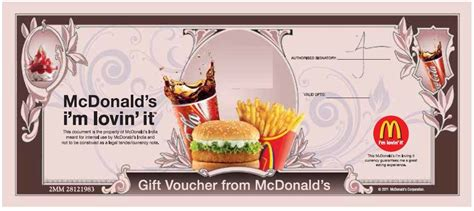 Where Can You Buy Mcdonald S Gift Cards - industry solution brandstik