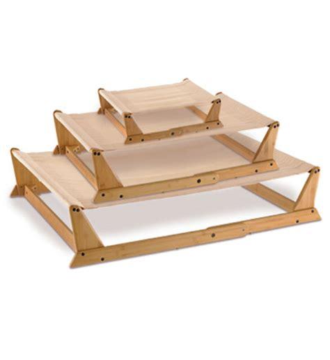 hammock dog bed pet hammock bamboo in pet beds