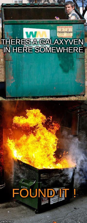 Dumpster Fire Meme - dumpster fire meme 28 images malik mcdowell entering