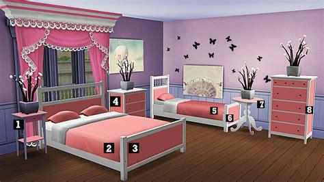veranka s 2t4 bedroom recolours sims 4 studio