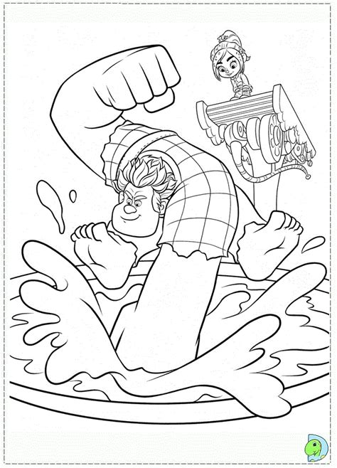 disney coloring pages wreck it ralph disney wreck it ralph coloring pages 2017 2018 best