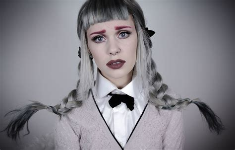 melanie martinez cry baby makeup tutorial youtube