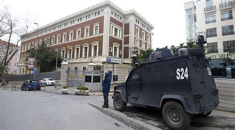 ambasciata e consolato turchia allarme terrorismo contro sedi tedesche chiusi