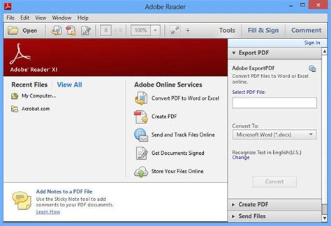 adobe reader v10 5 1 full version download adobe acrobat reader 11 0 10 latest free