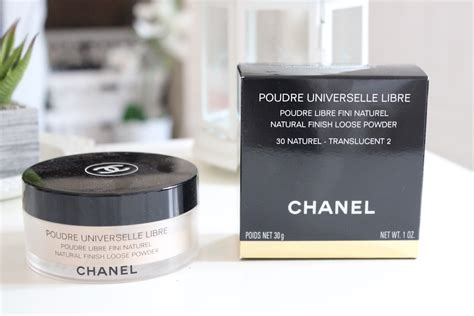 chanel poudre universelle libre 30 naturel daftar update