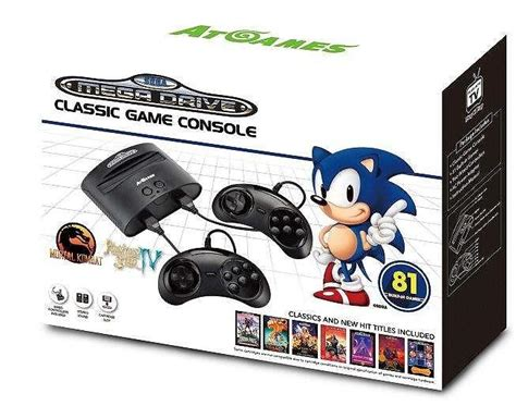 subito it console atgames sega mega drive classic console console al