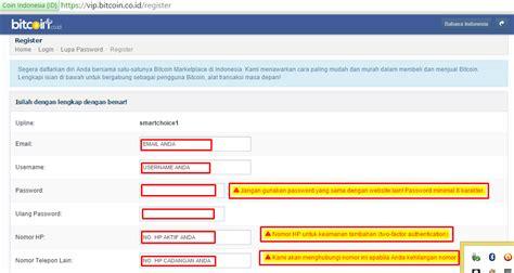 bitcoin login indonesia panduan mmm global cara beli bitcoin