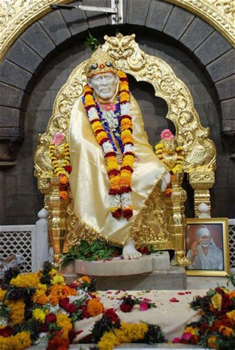 Religious Decorations For Home by Round Trip Shirdi Shrine Place Of Shri Sai Baba