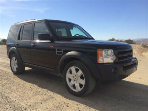 2008 land rover lr3 hse for sale buy used 2008 land rover lr3 hse sport utility 4 door 4 4l