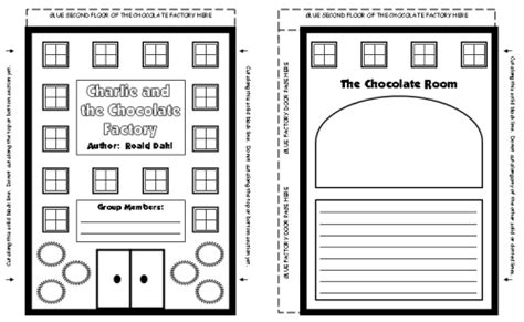 charlie chocolate factory coloring pages